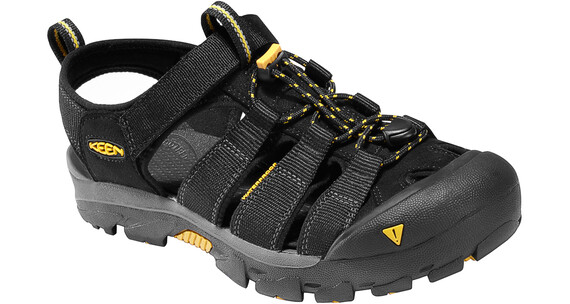 Keen Men Commuter II black/keen yellow